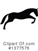 Horse Clipart #1377576 by Vector Tradition SM