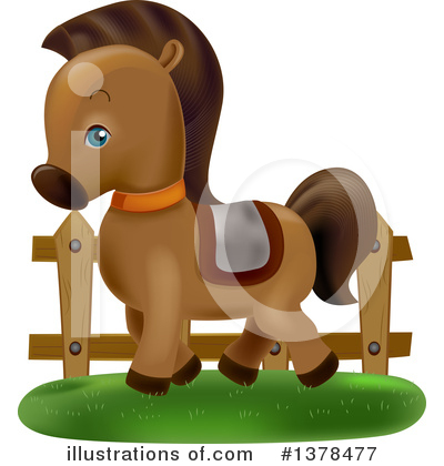 Horse Clipart #1378477 by BNP Design Studio