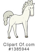 Horse Clipart #1385944 by lineartestpilot