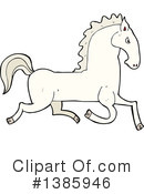 Horse Clipart #1385946 by lineartestpilot