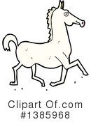 Horse Clipart #1385968 by lineartestpilot