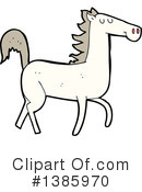 Horse Clipart #1385970 by lineartestpilot
