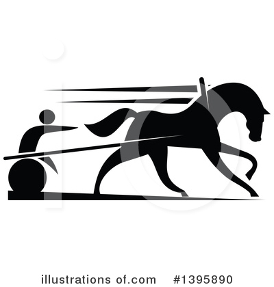 Racing Clipart #1395890 by Vector Tradition SM