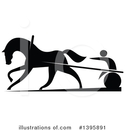Racing Clipart #1395891 by Vector Tradition SM