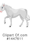 Horse Clipart #1447611 by Pushkin
