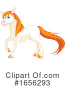 Horse Clipart #1656293 by Pushkin