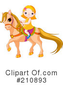 Horse Clipart #210893 by Pushkin