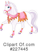 Horse Clipart #227445 by Pushkin