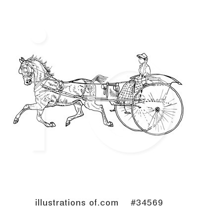 Buggy Clipart #34569 by C Charley-Franzwa