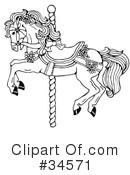 Horse Clipart #34571