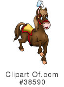 Horse Clipart #38590 by dero