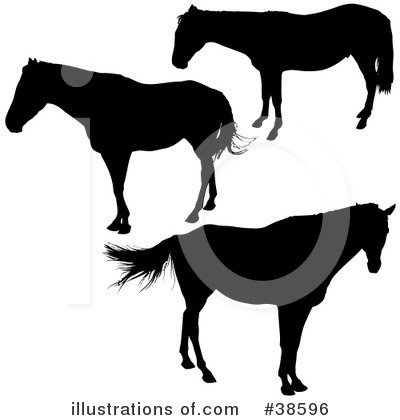 Horse Clipart #38596 by dero