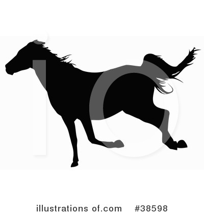 Horse Clipart #38598 by dero
