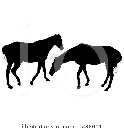Horse Clipart #38601 by dero