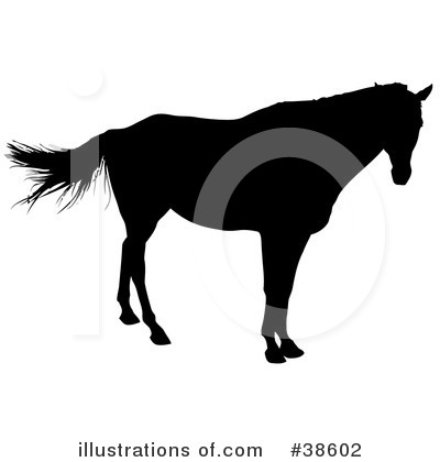 Horse Clipart #38602 by dero