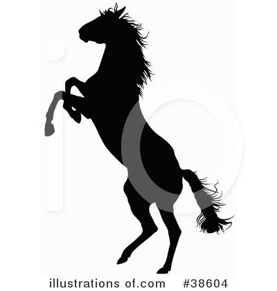 Horse Clipart #38604 by dero