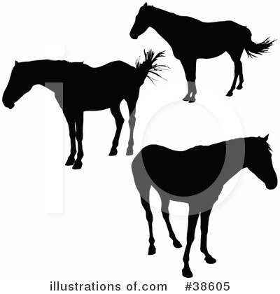 Horse Clipart #38605 by dero