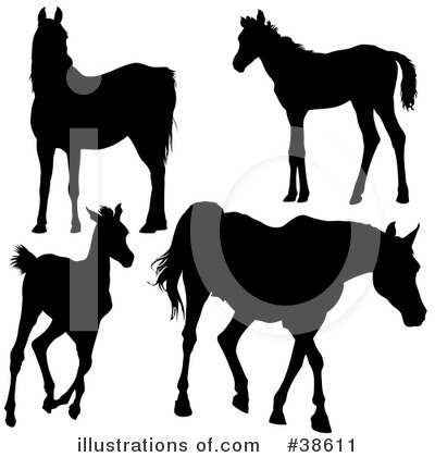 Horse Clipart #38611 by dero