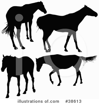 Horse Clipart #38613 by dero