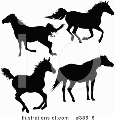 Horse Clipart #38616 by dero