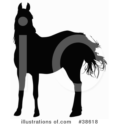 Horse Clipart #38618 by dero