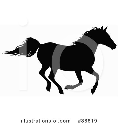 Horse Clipart #38619 by dero