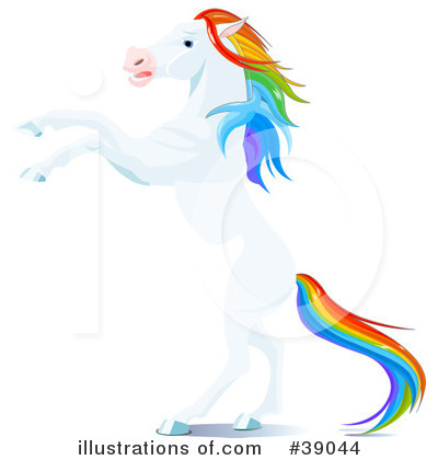Rainbow Clipart #39044 by Pushkin