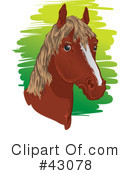 Horse Clipart #43078