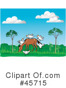 Horse Clipart #45715