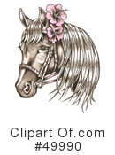 Horse Clipart #49990 by LoopyLand