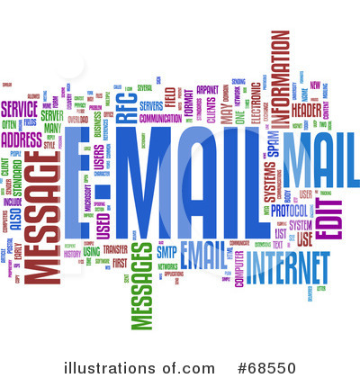 Email Clipart #68550 by MacX