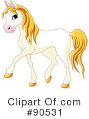Horse Clipart #90531 by Pushkin