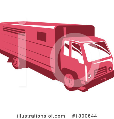 Trailer Clipart #1300644 by patrimonio