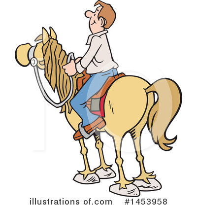 Horse Clipart #1453958 by Johnny Sajem