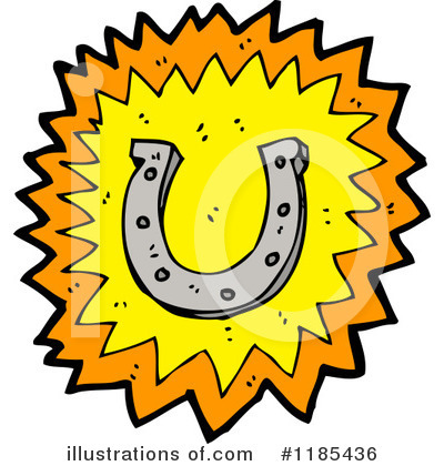 Horseshoe Clipart #1185436 by lineartestpilot