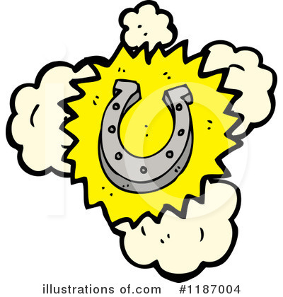 Horseshoe Clipart #1187004 by lineartestpilot