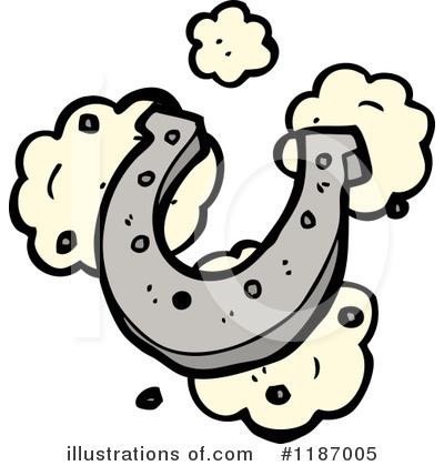 Horseshoe Clipart #1187005 by lineartestpilot