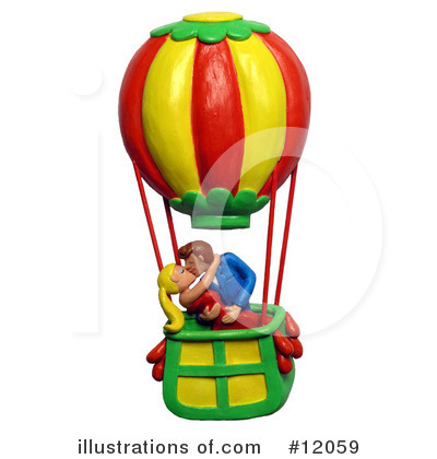 Balloons Clipart #12059 by Amy Vangsgard