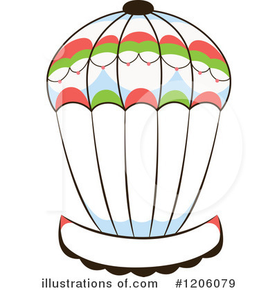 Balloon Clipart #1206079 by Cherie Reve