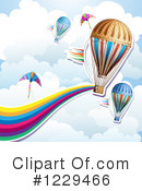 Hot Air Balloon Clipart #1229466