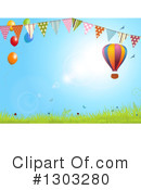 Hot Air Balloon Clipart #1303280
