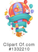 Hot Air Balloon Clipart #1332210