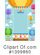 Hot Air Balloon Clipart #1399860