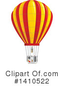 Hot Air Balloon Clipart #1410522