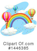 Hot Air Balloon Clipart #1446385
