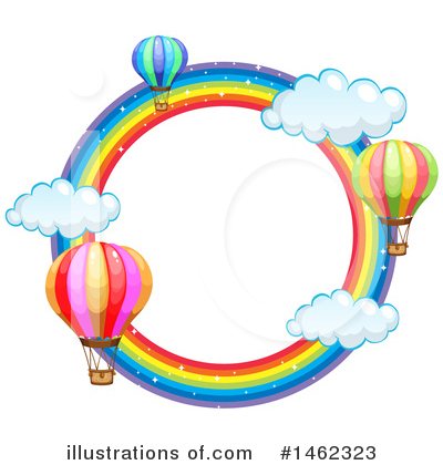 Balloons Clipart #1462323 by Graphics RF