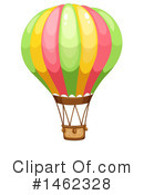 Hot Air Balloon Clipart #1462328 by Graphics RF