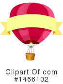 Hot Air Balloon Clipart #1466102 by Graphics RF