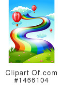 Hot Air Balloon Clipart #1466104 by Graphics RF