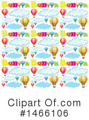 Hot Air Balloon Clipart #1466106 by Graphics RF